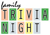 Family Trivia Night!