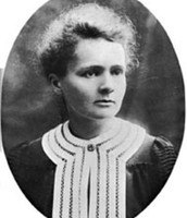 Marie Curie during youth