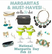 National Margarita Day - Monday, 2/22