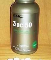 zinc vitamen