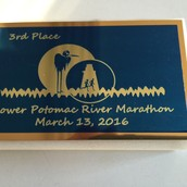 3rd place in my age group