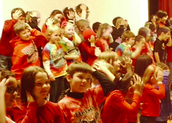 1st Grade Showcase!