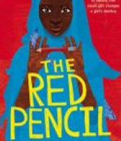 The Red Pencil by Andrea Pinkney