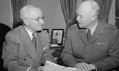 Truman / Eisenhower 1945 - 1961