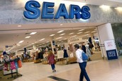 Another entrance of sears