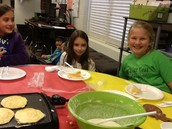 Chemical Changes with the Pancake Lab