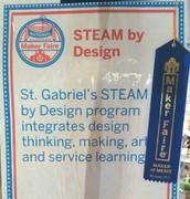 SGCS's National Maker Faire Award