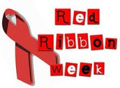 Red Ribbon Week - October 24 through October 28