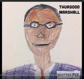 Thurgood Marshall ChatterPix