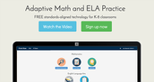 Personalized math and reading comprehension practice your students will love.