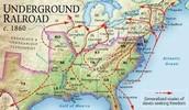 The Underground Railroad!