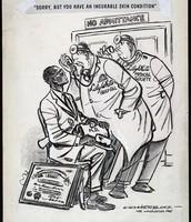 Political Cartoon #1 (MJ)