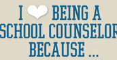 Why do you love being a school counselor?