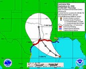 About Hurricane Rita