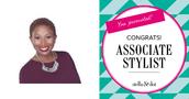 Congratulations Trina Holmes!