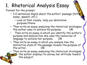 Nonfiction Analysis