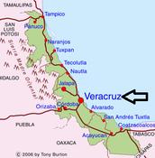 Bloqueo en el Puerto de Veracruz