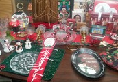 Christmas Decorations & Glass Giftware