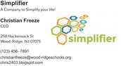 We are the Simplifier!