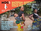 Over 800 women die everyday due to pregnancy and childbirth complications