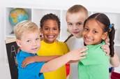 Meet your Kindergarten Friends!