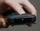 Infrared T.V. Remote