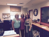 Thank you to our amazing office staff!