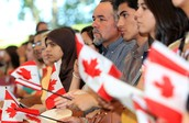 Predictions of Canada's Demography in 2060