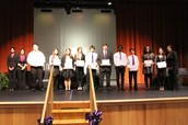 Howard High School Inductees