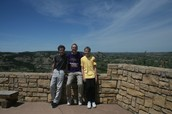Made a quick stop at Roosevelt National Park