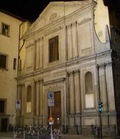 Church of San Giovannino degli Scolopi