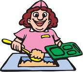 The Lunch Ladies Are Like The...
