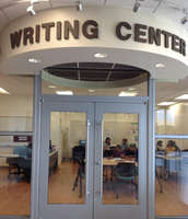 Writing Center Hours