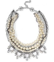 Starlet Pearl Necklace 4 in 1