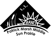 Patrick Marsh Middle School Bands