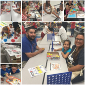 PTA Game Night was a Hit! Thanks to the teachers who helped out!