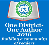 One District One Author Update