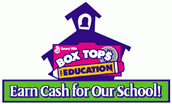 Box Tops for Education contest