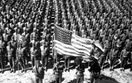 Thousands of American solders