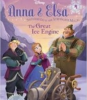 Anna & Elsa Chapter Book Series