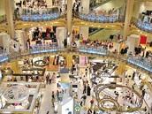 Faire du Shopping Dans Paris, France