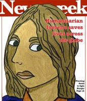 57. Newsweek Cover Design