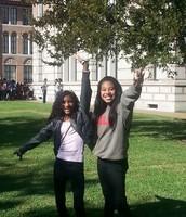 Students at Sally Ride