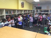 Reader's Theater in the LRC-My group