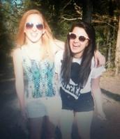 Sarah and I!