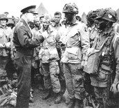 Eisenhower Adresses the 101st