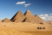 Egyptain Pyrimids