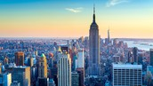 look over New York