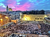 A Holy Place For Christians is Jerusalem