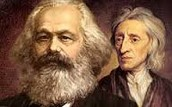 john Locke and Karl Marx